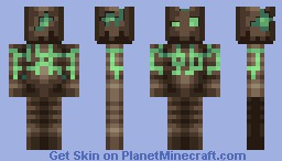 Old Plasma Golem Minecraft