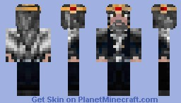 King under the Mountain Thorin Minecraft Skin
