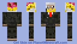 Old Timey Sheep Minecraft Skin