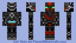 Skin of OmgSkins Minecraft Skin