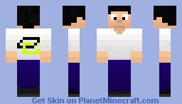 OpTiC Gaming Minecraft Skin