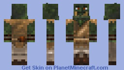 the Orc - Yiam's Magical Skins Minecraft Skin