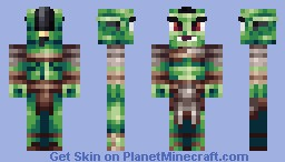 Orc Warrior Minecraft