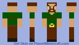 Original People Minecraft Skin