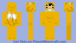 BLAILS!! Minecraft Skin