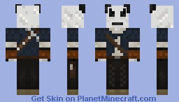 Terran (The Panda Adventurer)