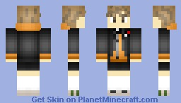 Ken Amada Persona 3 Minecraft Skin