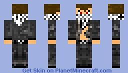 Party  Bandit{I AM BACK SKIN FOR CELEBRATION} Minecraft Skin