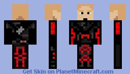 The Gaming God [3D Helmet] Minecraft Skin