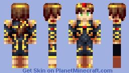 [MissMarifire's PMCer Princesses Event] Leostereo Minecraft Skin
