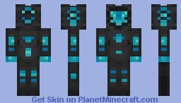 Birch the Space Raider! [Contest] Minecraft Skin