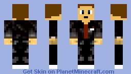 Prom King Minecraft Skin
