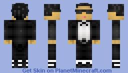 PSY [GANGNAM STYLE] Minecraft Skin