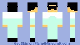 PSY Skin Minecraft Skin