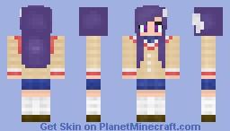 Kyou Fujibayashi (Clannad) Minecraft Skin