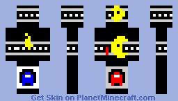 Pac Man Skin