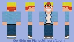 PaperBoy {Contest Skin} Minecraft Skin