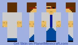 Fun Man Minecraft Skin