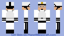 Hunger Games: Peacekeeper Minecraft Skin