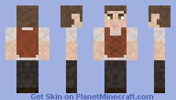 Peasant Farmer | WIP | Minecraft Skin