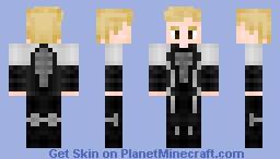Peeta Mellark - Catching Fire Minecraft Skin