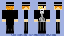 Penguin of The Batman Minecraft Skin