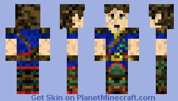 My personal adventure skin! Minecraft Skin