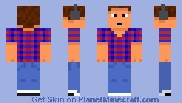 ThePetrdiv [Request] Minecraft Skin