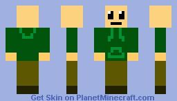 Phil Eggtree Minecraft Skin