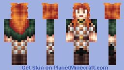 Pict Villager - Dark Ages Skin Minecraft Skin