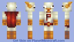 Pigeon Man Minecraft Skin