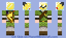 Linkachu Minecraft Skin