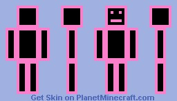 Weird Blocky Thing - Pink