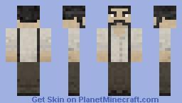 British Pioneer. Minecraft Skin