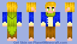 Lord of the Rings Series: Pippin Took Minecraft Skin