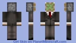 Sheep with Piston Head Minecraft Skin
