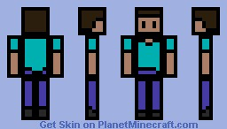 Steve (Black Outline)