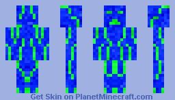 Plazma2.0 Minecraft Skin