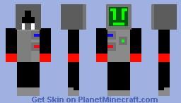 Plugster Minecraft Skin