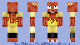 Pokémon #126 - Magmar! Minecraft Skin
