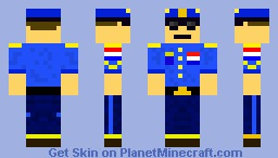 Police Minecraft Skin