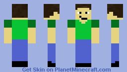 N00b Adventures PoopLoser_69 Skin Minecraft Skin