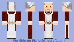 Poppy Pomfrey Minecraft