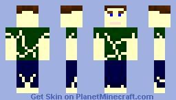 Apocolypse Builder -> Survivor Minecraft Skin