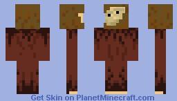 Potato Jesus Minecraft Skin