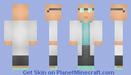 Professor Farnsworth Minecraft Skin