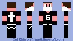 Prayer 6 Minecraft Skin