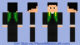 Priest. Minecraft Skin