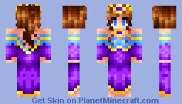 Princess [Contest] Minecraft Skin