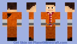 Prison-GuyThing [REQUEST] Minecraft Skin